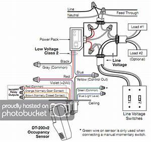 Wattstopper Dt 300 Wiring Diagram
