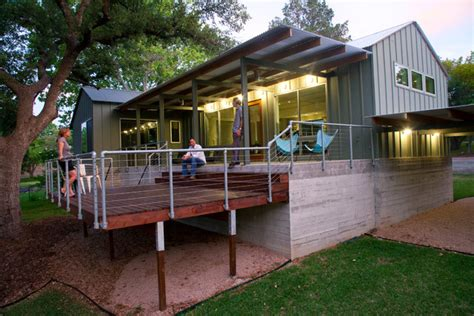 modern veranda designs elm lodge modern porch austin by furman keil architects