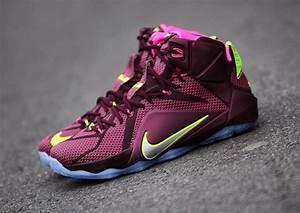 Nike Lebron 12 Colorways graysands.co.uk