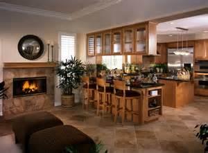 Peninsula Island Kitchen 124 Custom Luxury Kitchen Designs Part 1
