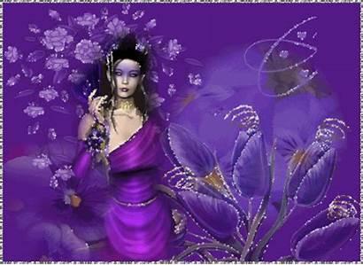 Fantasy Glitter Purple Graphics Animated Glitters Sparkles