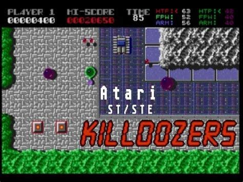 Pin on Atari ST games video