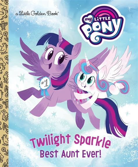 twilight sparkle golden ever aunt pony mlp books flurry baby heart yuki gets amazon night baking read bonanza kindle merch
