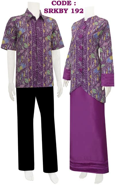 pakaian batik kebaya baju kurung melayu koleksi