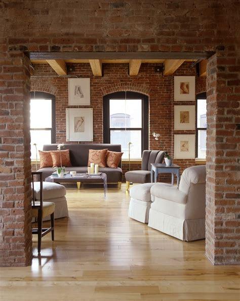 cool brick walls ideas  living room ecstasycoffee