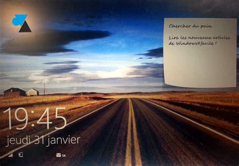 comment mettre une icone sur le bureau comment mettre bloc note windows 7