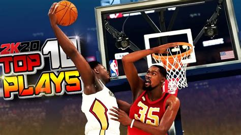 NBA 2K20 Top 10 Plays of the Week: Episodes #12 – #14 feat ...