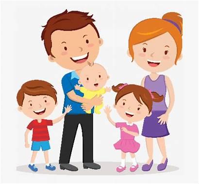 Clipart Clip Members Cartoon Member Faimly Parenting