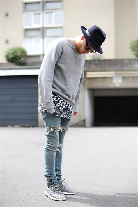 Adidas Yeezy Outfit Men