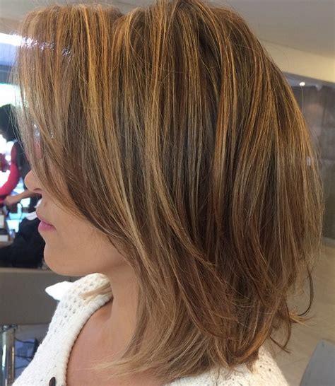 light brown hair with caramel highlights 2017 highlights and lowlights for light brown hair new