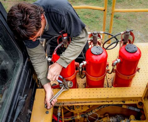 annual inspections  fire suppression systems  fire
