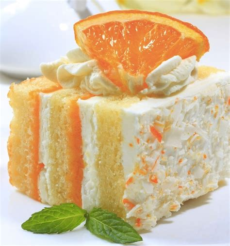 creamsicle cake cookn  fun food recipes dessert