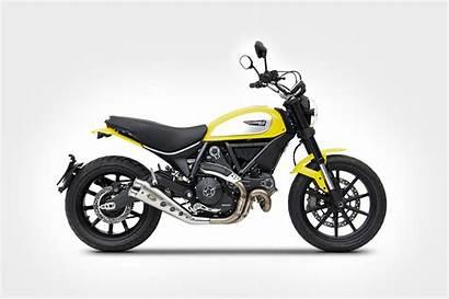Ducati Scrambler Zard Exhaust Scarico