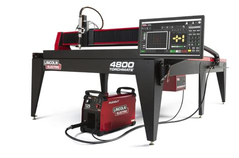 lincoln plasma cutter table added value package by lincoln electric cutting solutions