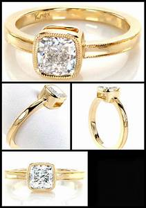 59 best cushion cut engagement rings images on pinterest for Wedding rings minneapolis