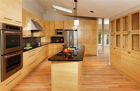 cabinets to coordinate with bamboo flooring search home remodel bamboo