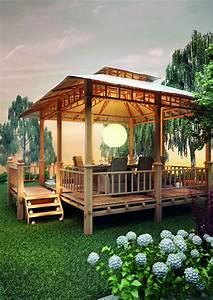 Pavillon Auf Rechnung : plo semarang pavillon 500 x 400cm 1080690 gartenh user ~ Whattoseeinmadrid.com Haus und Dekorationen