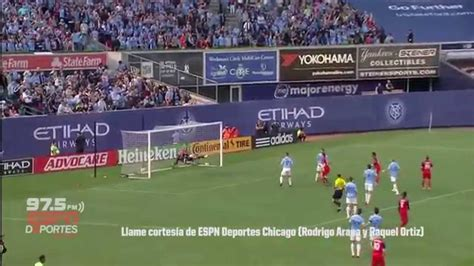 Espn Deportes Call Of The Week -- May 15 Vs. Nycfc
