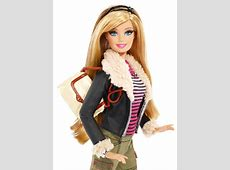 Amazoncom Barbie Style Leather Jacket Barbie Doll Toys