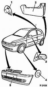 Vauxhall Workshop Manuals  U0026gt  Corsa C  U0026gt  B Paint  U0026gt  Painting