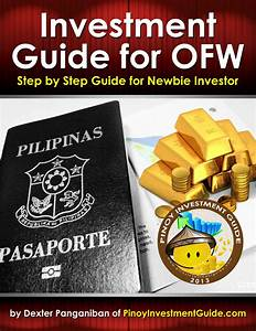 Investment Guide For Ofw  Step By Step Guide