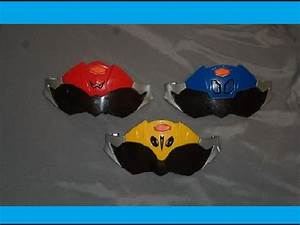 Power Rangers Jungle Fury Solar Morphers Review - YouTube