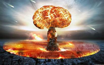 Explosion Nuclear Nuke Wallpapers Colors Source Wallpaperplay