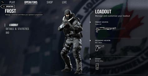siege h m rainbow six siege operation black operators leak vg247