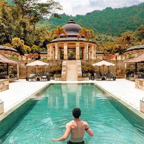 travelingyukcom resort  magelang  bikin kamu