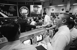 Celebration in Mission Control | NASA