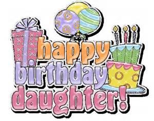 Happy Birthday Daughter Clip Art