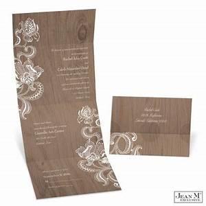 Wedding invitations on pinterest wedding invitations for Seal and send wedding invitations michaels