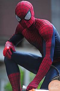 Does anyone else think The Amazing Spider Man 2's head ...