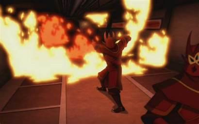 Avatar Zuko Fire Nation Airbender Last Elite