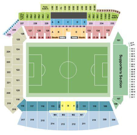 Banc Of California Stadium Tickets And Banc Of California