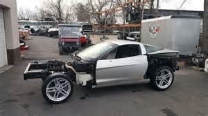 Corvette Race Car Bodies
