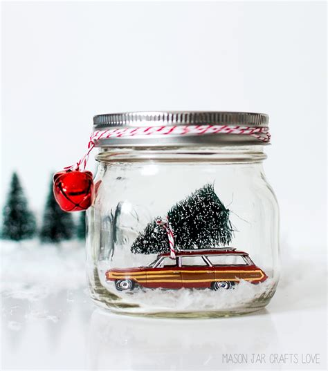 diy snowglobes     excited  christmas