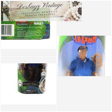 Gilligans Island Skipper Action Figure Limited Edition