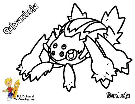master pokemon black  white printables foongus