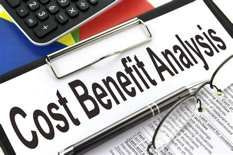 Cost Benefit Analysis - Free of Charge Creative Commons ...