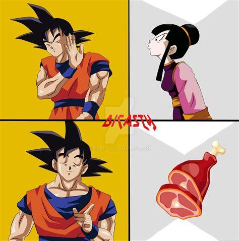Goku Meme - meme de goku dicasty creations by dicasty1 on deviantart