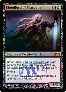 Spell Anticipate by Bloodlord Of Vaasgoth Magic Card