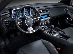 2010 Chevrolet Camaro RS - Dashboard - 1600x1200 - Wallpaper