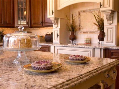 kitchen granite designs distressed kitchen cabinets pictures ideas from hgtv hgtv 1777
