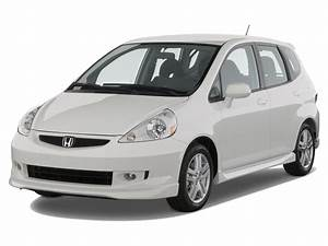 2007 Honda Fit Reviews And Rating