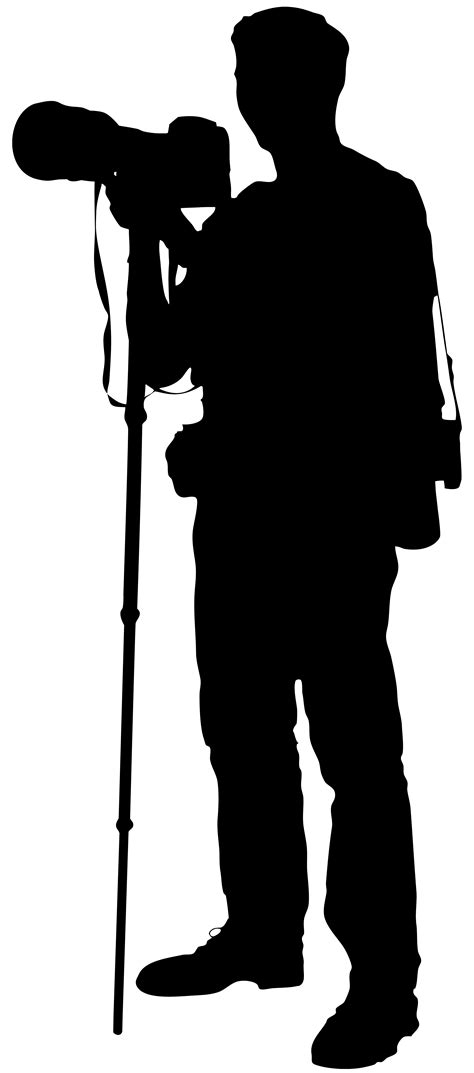 13276 photographer silhouette png photographer silhouette clip png image gallery