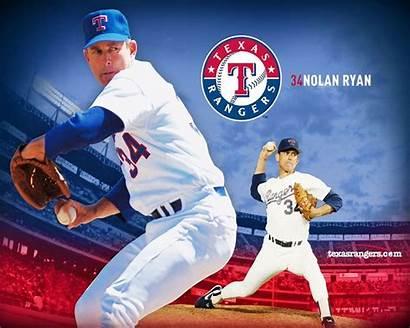Rangers Nolan Texas Ryan Wallpapers Mlb Baseball
