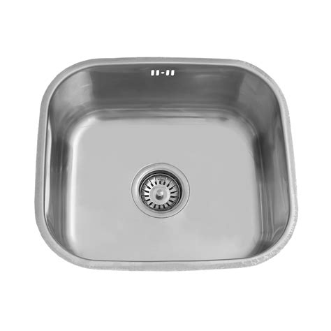 single or double sink enki single double 1 5 bowl reversible stainless steel