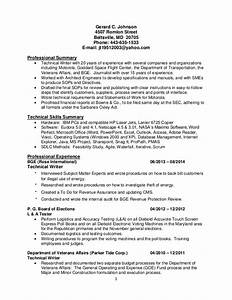 Completed resumescomplete resume randal davis resume new for How to complete a resume