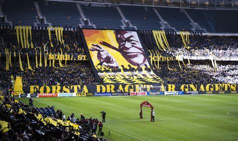 """ˈɑ̂ːiːˌkoː), an abbreviation for allmänna idrottsklubben (meaning the public or general sports club). AIK Fotboll on Twitter: """"Extra stor eloge till AIK-Tifo som rev av två fantastiska Tifon idag ..."""